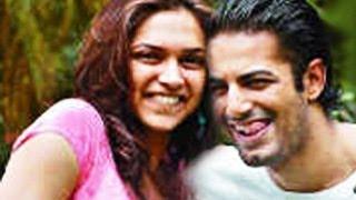 Deepika Padukone & Upen Patel
