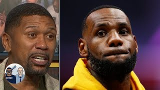 Lakers should hire someone LeBron James won a championship with - Jalen Rose | Jalen & Jacoby