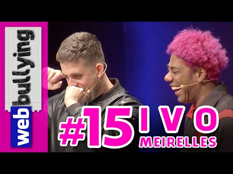 WEBBULLYING NA TV #15 - IVO MEIRELLES (Programa Pânico)