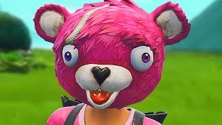 When you shoot a Cuddle Team Leader once