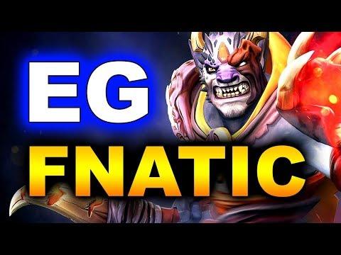 EG vs FNATIC - PLAYOFFS ELIMINATION - KUALA LUMPUR MAJOR DOTA 2
