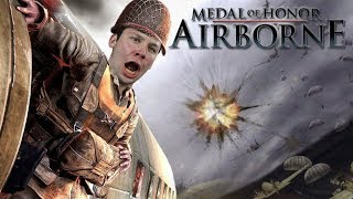 Every Game Is PUBG - Medal of Honor Airborne Gameplay