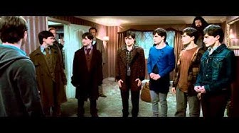 Harry Potter ja kuoleman varjelukset, osa 1 - Virallinen traileri