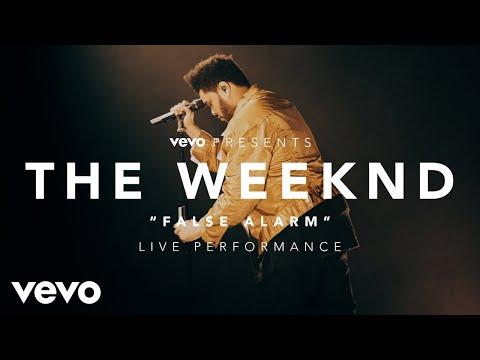 The Weeknd - False Alarm Vevo Presents