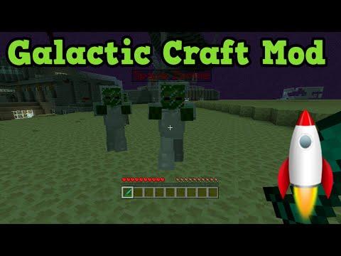 Galactic Craft Mod Showcase