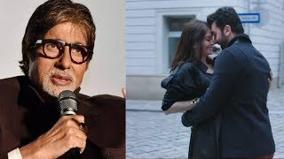 amitabh bachchan finally opens on aishwarya rai s hot scenes in ae dil hai mushkil