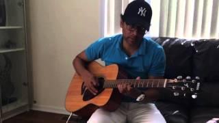 Jab chali thandi hawa ...guitar