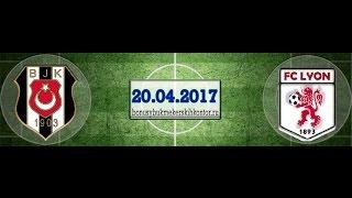 Бешикташ - Лион | Лига Европы | Плей-офф | Beşiktaş - Lyon | Прогноз на 20.04.17