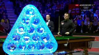 Mark Allen Vs Kyren Wilson frame 17th •FINAL• |MASTERS 2018|