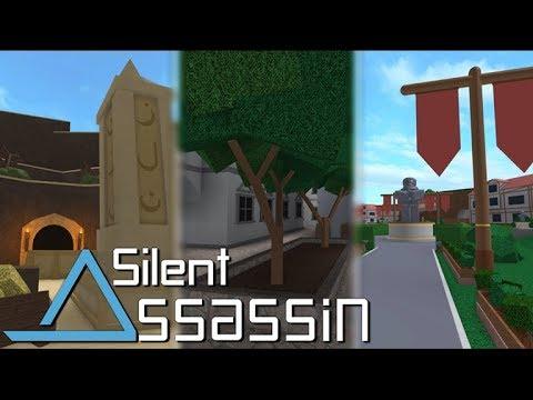 roblox silent assassin codes