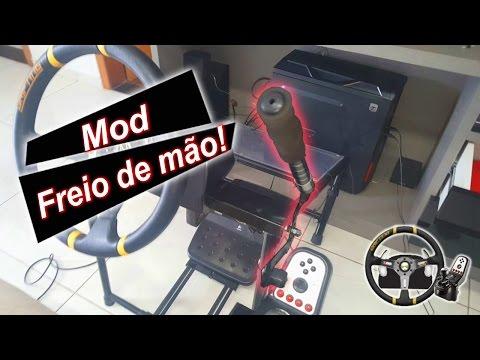 Mod Freio De Mão G27 Para Drift   Hand Brake Mod G27   Most Popular Videos