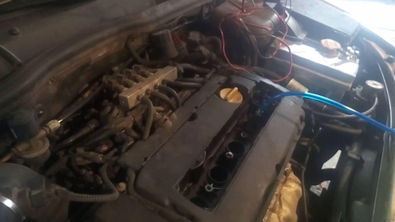 Двигатель трясется и не тянет. Катушка зажигания. Гараж №6.
