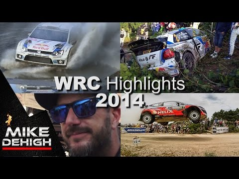 Best Of Rally WRC Highlights 2014 Crashes Mistakes Jumps Close Calls Pure Sound FREE DOWNLOAD