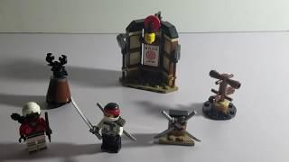 Lego Ninjago Movie Spinjitzu Training (70606)