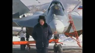 PAK FA T-50 new video