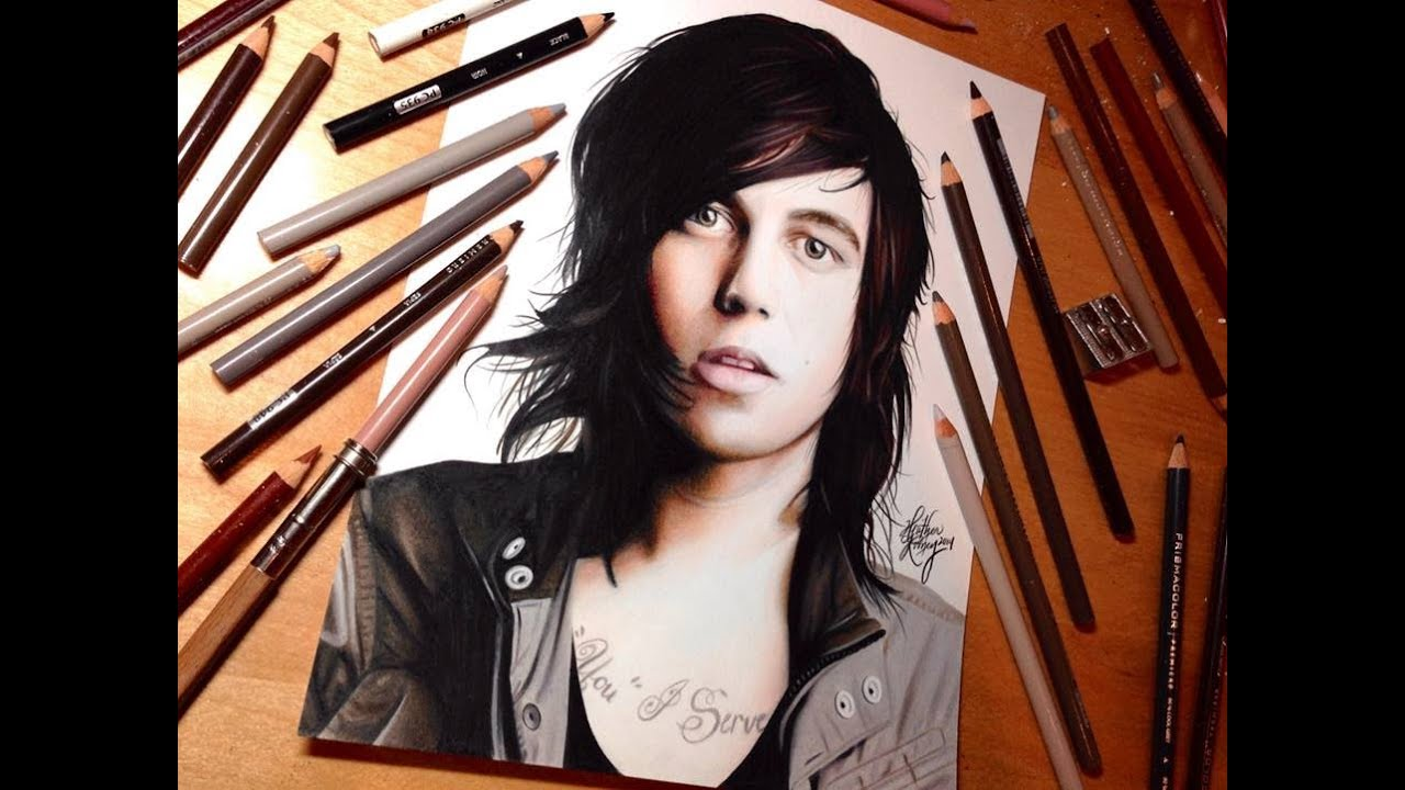 Kellin Quinn Eye Color | www.pixshark.com - Images ...