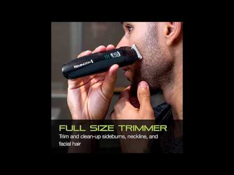 Remington PG6025 All in 1 Lithium Powered Grooming Kit, Trimmer