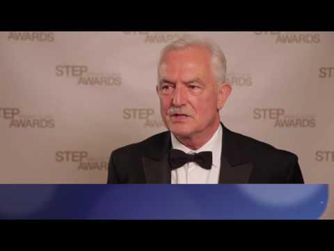 His Honour Judge Denzil Lush wins a Lifetime Achievement Award at the 2016/17 Private Client Awards