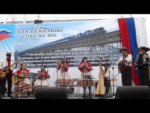 Cuecas Mil 2013 Conjunto Cenochi de Renca Travel Video