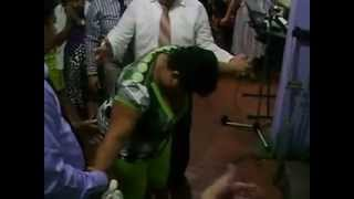 Apostol Matias Mohe.Mujer Sanada de Paralisis