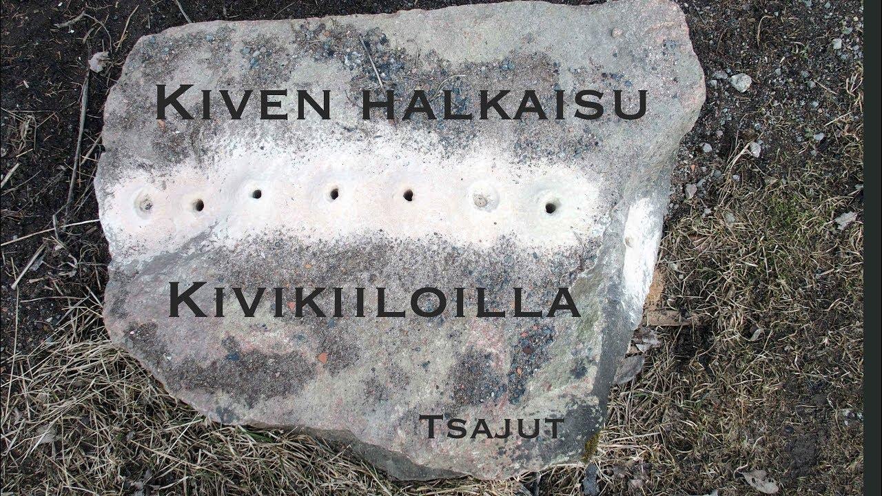 Kiven Halkaisu