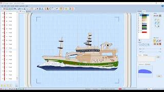 FBC 6d Premier Design Creator embroidery software overview