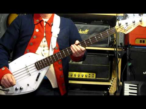 Phil Volk bass line - Take A Look At Yourself / Paul Revere & the Raiders