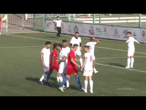 """""""Art-football"""" 04.06.17. Great Britain - Hungary 3:2 (full match)"""