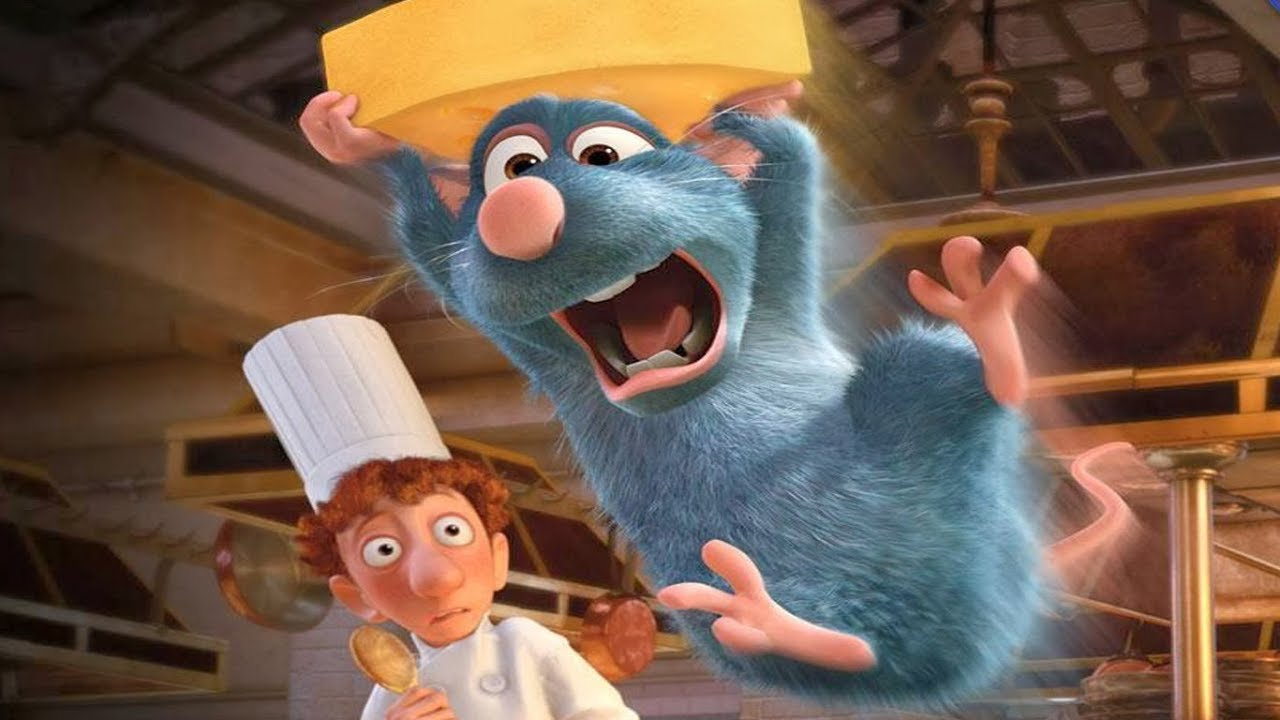 Image result for ratatouille movie