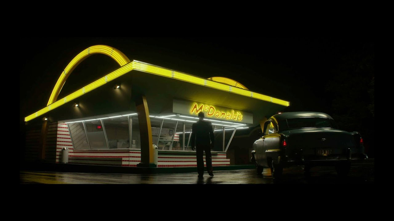 The Founder met Michael Keaton over het opstarten van de McDonalds-franchise