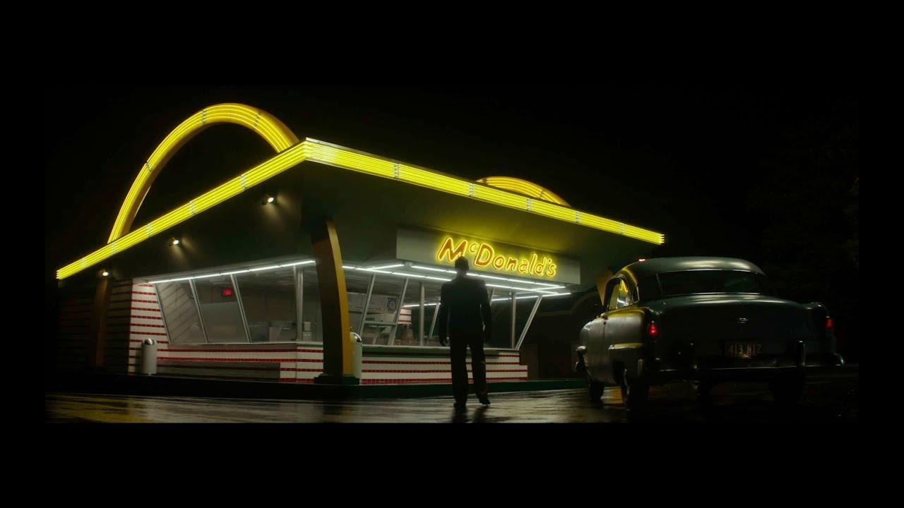 The Founder met Michael Keaton over het opstarten van de McDonalds-franchise