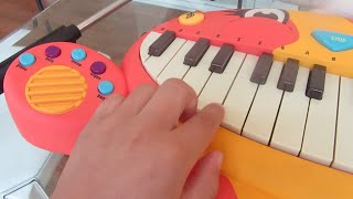 How to Play Jeffy Why Song On A Cat Piano!! dont forget to sub