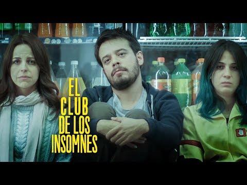 El Club de Los Insomnes | Tráiler oficial | Con Cassandra Ciangherotti