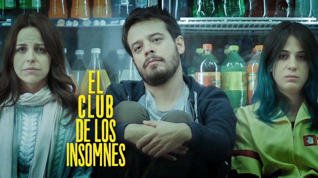 Resultado de imagen de el club de los insomnes
