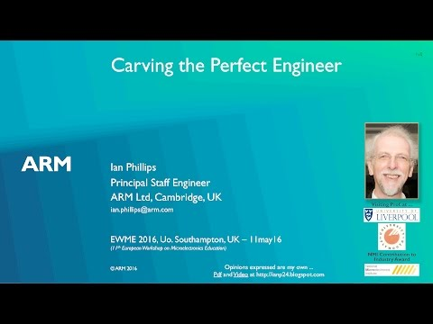 Carving the Perfect Engineer - @EWME'16 (60m)