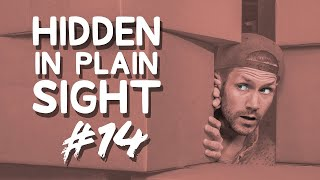 Can You Find Him in This Video? • Hidden in Plain Sight #14