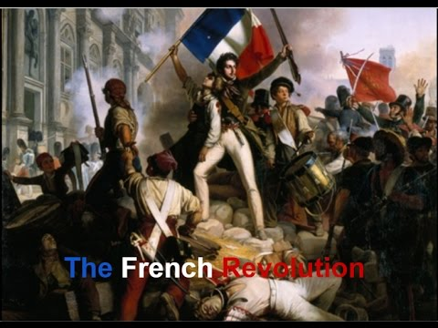 French Revolution (Part Three) Reign of terror will repeat