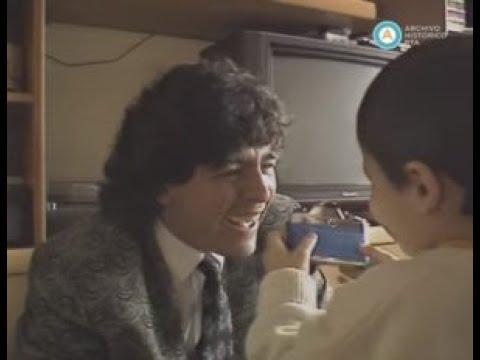 """""""Napoli corner"""": Maradona y el Napoli, 1987"""