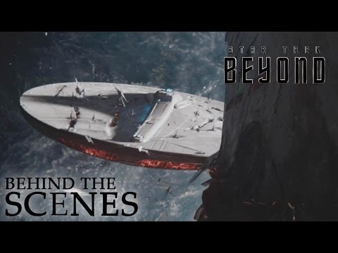 STAR TREK BEYOND | The Demise of The Enterprise | Official Behind the Scenes