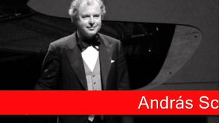 András Schiff: Bach - Partita No.1 in B flat major, BWV 825 III. Corrente