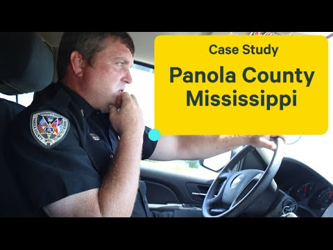 Case Study: Panola County | Tait Communications and Avtec