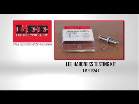 Lee 90924 Lee Precision LEAD HARDNESS TESTING KIT