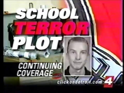 WDIV Detroit: September 17, 2004: School Terror Plot