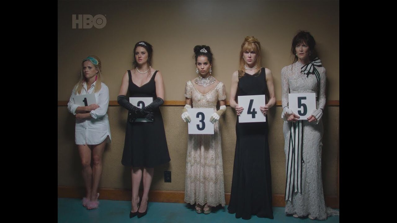 HBO's 'Big Little Lies' season two, now with Meryl Streep, is dark, delicious TV