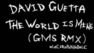 David Guetta - The World is Mine (GMS Rmx)