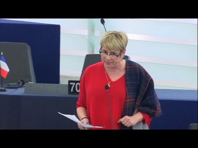 France Jamet sur la mise en œuvre de l'accord commercial UE-Colombie et Pérou
