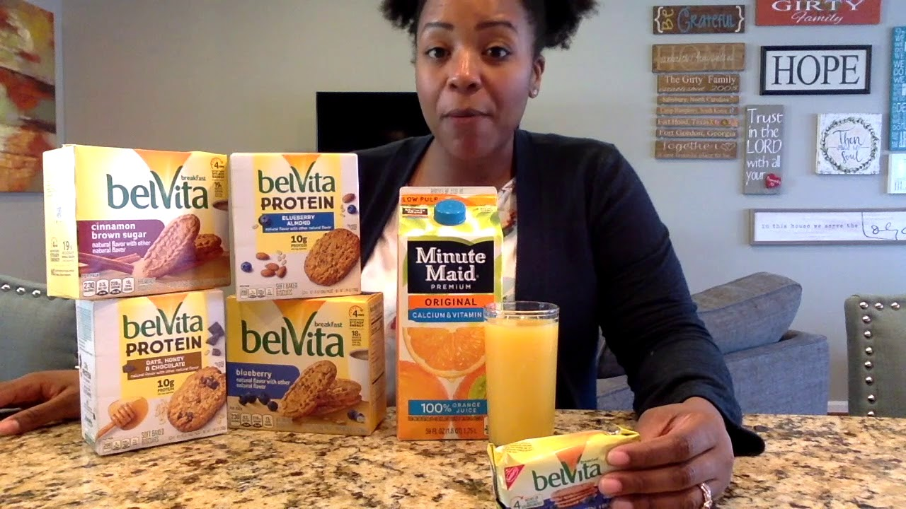 Belvita Protein