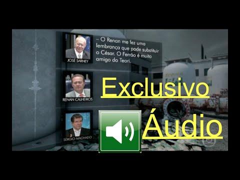 José Sarney e Sergio Machado - Audio - 26/05/26 - Resumo