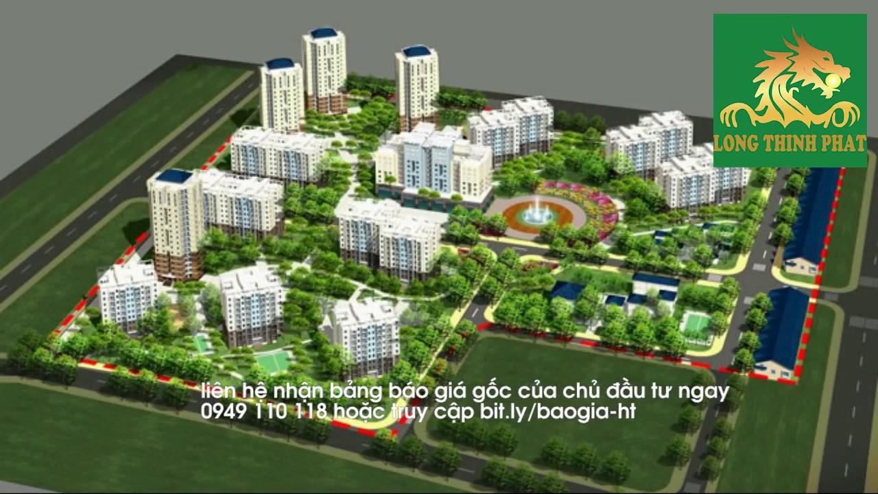 Căn Hộ Chung Cư Hiệp Thành Quận 12 Building – Long Thịnh Phát Độc Quyền Phân Phối
