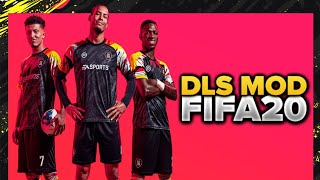 Download Game Android : DLS Mod FIFA 20